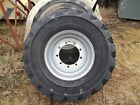 33x15.50-16.5 NHS OUTRIGGER 14 PLY OTR USED WITH OR WITH OUT WEEL MILITARY TIRES