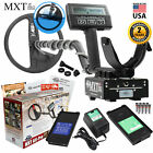 "Whites MXT All Pro Metal Detector with Waterproof Round 10"" DD Search Coil"
