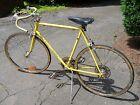 1973 SCHWINN CONTINENTAL 10 SPEED MEN'S BIKE WITH THE 24 inch  FRAME - Yellow