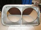 67 - 68 gmc pick up truck steel headlight bezel fits? passenger or drivers side?