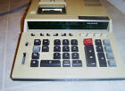 SHARP COMPET QS-2186 Electronic Printing Calculator! Works