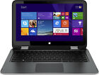 """HP 13-a010dx Pavilion x360 2-in-1 13.3"""" Touch-Screen Laptop - Intel Core i3 - 4"""
