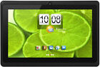 "7"" Tablet PC Quad Core Android 4.4 KitKat Wi-Fi Dual Camera + Accessory (Black)"