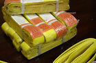 "10x EE1-902 14ft Polyester Web Lifting Sling 2""x14' Lifting Tow Strap eye to eye"