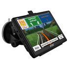 """HD 7"""" Universal GPS Navigation Windows CE 6.0 8GB FM MP3 MP4 Black Mini USB"""