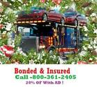 North Carolina Auto Transport & Towing Bonded $150.00 OFF