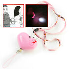 Lovely Personal Body Security Guard Alarm + super white LED Keychain Protector