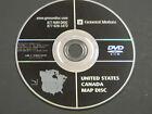 GM NAVIGATION DVD US CANADA OEM 25847541U 86271-70V851 UPDATE
