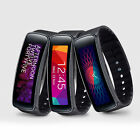 NEW Samsung Galaxy Gear Fit SM-R350 Smart Watch Black (SM-R3500ZKAXAR)
