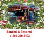 Nevada Auto Transport & Towing 15% OF Bonded & Insured
