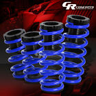 """LOWERING 1-3""""ADJUSTABLE SCALE COILOVER+BLUE SPRINGS FOR 93-97 FORD PROBE/MX-6"""