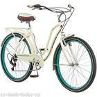 "26"" Schwinn Fairhaven Women's 7-Speed Cruiser Bike Cream Bicycle Cycling NEW"