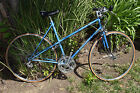 Vintage 80 Chicago Made Schwinn LeTour IV MIXTE Bike,X-tra Lite10-Spd MadeInUSA