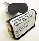 Battery Pack for HP31E, HP32E, HP33E, HP34C, HP38E, 1000mAh Capacity NiCd