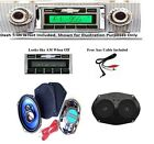 1957 Chevy Car Radio + Stereo Dash Replacement Speaker + 6x9's ** 230
