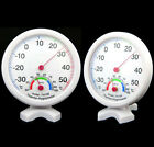 Round Outdoor Wet Hygrometer Humidity Thermometer Temp Temperature Meter TH108