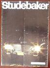 1964 Studebaker Original Car Dealer Sales Brochure / Catalog