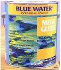 Mega Gloss Marine Topside Paint - Polyurethane Enamel For Above the Waterline
