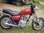 Suzuki: Other Suzuki GN125 motorcycle