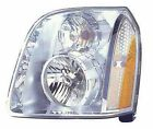 New Driver Left Head Lamp Assembly 15861027 includes Platinum Housing V