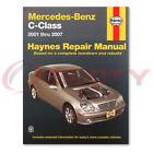 Haynes Repair Manual 63040 for Mercedes Benz C-Class 01-07 Shop Service pq