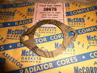 NOS McCord USA Made Gasket Kit Water Outlet Elbow 1955-1960 Pontiac V8 38676