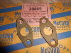 NOS McCord USA Made Gasket Oil Pump Inlet Tube 58-60 Edsel V8 Ford Merc V8 38869