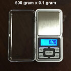 Compact Digital Kitchen Scale Diet Food 500 Gram x 0.1G Electronic Weight