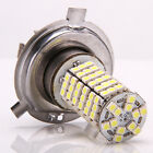 2pcs Car 120 LED 3528 SMD H4 Xenon White Fog Light Headlight Lamp Bulb