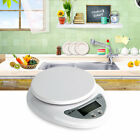 5kg 5000g 1g Digital Kitchen Food Diet Postal Scale Electronic Weight Balance RX