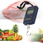 Portable 40kg 10g Electronic Hanging Fishing Digital Pocket Weight Hook Scale YX