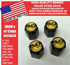 Billet Ford 5.0 Yellow Coyote Mustang Cobra Shelby GT Valve Stem Caps - The Best