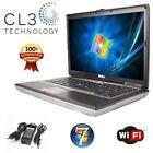 Dell Latitude Core 2 Duo Laptop WIFI Win 7 Pro DVD/CDRW Notebook Computer + HD