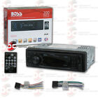 BOSS 622UA CAR SINGLE DIN DIGITAL MEDIA RECEIVER WITH IPOD CONTROL