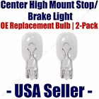 Center High Mount Stop/Brake Bulb 2-pack fits Listed Nissan Vehicles - 912