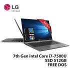 LG All Day Gram 15ZD970-GX7SK Core i7-7500U FHD 1920x1080 IPS 8GB DDR4 512GB SSD