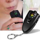 Dispaly Black Breathalyzer Detector Digital Breath Analyzer Alcohol Tester