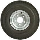 """8"""" Silver Rim 5-Lug 18.5 x 8.5 Trailer Wheel"""