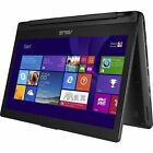 Asus 13.3 Inch Flip Convertible 2 in 1 Laptop with HD Touchscreen Display, Core