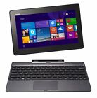 """ASUS Transformer Book T100TAF-B1-MS - 10.1"""" Touchscreen 2-in-1 Laptop/Tablet - /"""