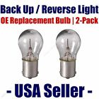 Reverse/Back Up Light Bulb 2pk - Fits Listed Nissan Vehicles - 1156