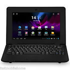 10.1 inch 1088 Android 4.2 Netbook WM8880 Dual Core 1.5GHz WSVGA Screen 4GB ROM