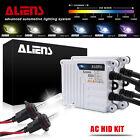 9006/HB4 HID Xenon Light Headlight AC Bulbs & Slim Digital Ballasts All Color