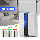 Air Purifier Ozone Ionizer Cleaner LED Fresh Clean Living Home Office w/ Adaptor