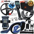 "XP Deus Metal Detector with Headphones, Remote, 9"" X35 Coil and Waterproof Kit"