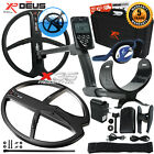 XP Deus Metal Detector Gold&Relic Bundle, Case, Backphones, Remote and 2 Coils