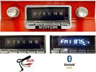 1964-1966 Ford Mustang Bluetooth Radio Hands Free 300 Watts 740