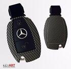Key Cover Case for Mercedes Benz Key Design Carbon