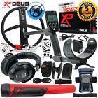 XP Deus Detector w/ MI-6 Pinpointer, WS5 Headphones, Remote, X35 Coil & more