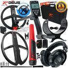 XP Deus Metal Detector, MI-6 Pinpointer, WS5 Headphones, Remote & 2 X35 Coils